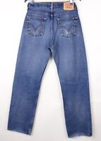 Levi's Strauss & Co Hommes 751 Slim Jeans Jambe Droite Taille W33 L32 BCZ886