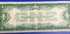 """1928A $1 Blue """"FUNNY BACK"""" SILVER Certificate X315! Choice FINE Old US Currency!"""