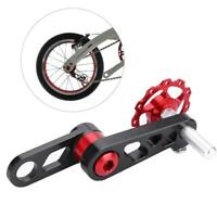 .Bicycle Chain Adjuster Tensioner Fastener Bolt For BMX Fixie Bike Single Speed