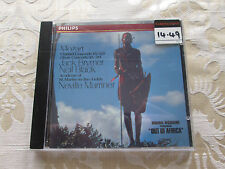 MOZART - JACK BRYMER - NEIL BLACK - NEVILLE MARRINER - PHILIPS 416 483-2