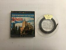 SYMPHONY OF THE AIR Visits Spain REEL TO REEL Pickwick P4T-411 US VG+ 7.5 IPS B2