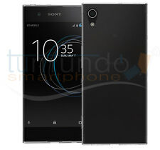 "FUNDA de GEL TPU FINA ""ULTRA-THIN"" 0,3mm TRANSPARENTE para SONY XPERIA XA1 case"