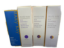 Mary Kay Sun Protection Products, Select From Dropdown list