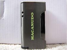 Xikar X1 Macanudo Side Squeeze Single Jet Torch Cigar Lighter - New