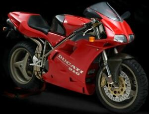 Ducati 748  96-2002  Light Tint Original Profile SCREEN Powerbronze