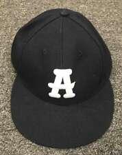 New listing Evan Gattis Atlanta Braves Game Used Hat Throwback 5/3/14 MLB Cert EK696398