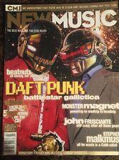 CMJ New Music Magazine Daft Punk Monster Magnet Run DMC  Bay City Rollers Orbit
