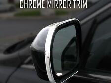 Side Mirror Chrome Molding Trim All Models MBZ002