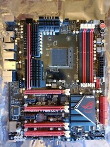 ASUS Crosshair V, Formula-Z, Socket AM3+, AMD, Motherboard