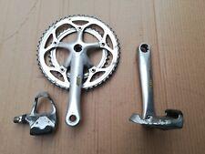 B vintage guarnitura  shimano 105 FC 5500 170 53 38 + pedali pedals