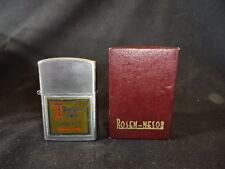 Nesor-Rosen Cigarette Lighter W/Box Trans Truck Stop Center Laurel MD USA