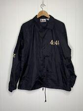 New ListingJay Z 4:44 Tour Security Jacket Windbreaker Rocawear Rap Hip Hop Black Xl JayZ