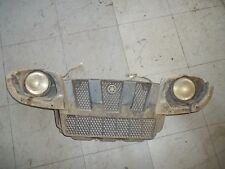 2002 YAMAHA GRIZZLY 660 4WD FRONT GRILL PLASTIC GUARD COVER HEADLIGHTS