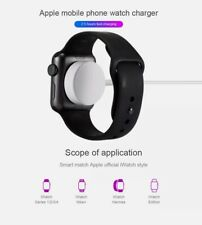 Apple iPhone Charger and iwatch 2in1 FASTER Wireless Charging Cable UK Seller