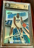 2003-2004 TOPPS FINEST REFRACTOR /250 DWIGHT HOWARD XRC RC Rookie BGS 9.5 ~ PSA