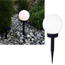 "LED Solarkugel ""Globe-Light"" Solarlampe Solarleuchte Solar Kugellampe warmwei�Ÿ"