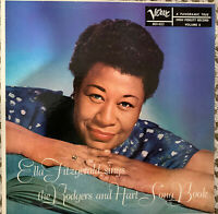 Ella Fitzgerald SEALED Sings the Rodgers and Hart Songbook Vol. II Verve Mono