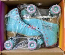 Impala - Quad Roller Skates | Vegan - Womens | Aqua - Size: 7