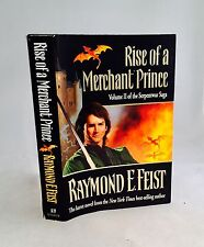Rise of a Merchant Prince-Raymond E. Feist-SIGNED!!-First Edition/1st Printing!!
