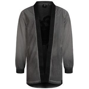 PUMA X The Weeknd XO Kimono Asphalt Herren Mode Jacke 576891-69 Gr. M grau neu