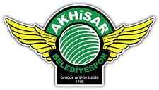 "Akhisar Belediyespor Turkey Football Soccer Car Bumper Vinyl Sticker Decal 5""X4"""