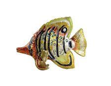 JAY STRONGWATER MELVIN BUTTERFLY FISH MINI FIGURINE SWAROVSKI CRYSTALS NEW BOX