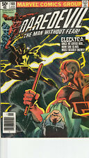 Daredevil 168 169 1st Elektra Vf - 8.0 Frank Miller Marvel Comics