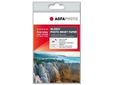 Agfa Photo Photopapier 10x15 cm A6 20 Blatt  Sheet 180g Glossy Paper
