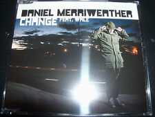 Daniel Merriweather Feat Wale Change Australian CD Single - New