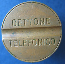 Telephone token - jeton - Italy - Gettone Telefonico - no date no mmk - Gr. A-13