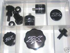 "Kawasaki ZX6R & ZX9R 2000-2002 BLING KIT ""ZX"" engraved. Made in Australia"