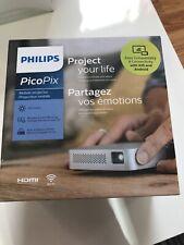Philips - PicoPix Micro Mobile Wireless Projector -  PPX5110 New