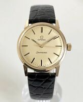 OMEGA SEAMASTER MIDSIZE CAL. 601 DATING TO 1968