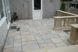 Traditional Patio Paving Slabs - Trade prices - (10sqm packs) FREE DELIVERY