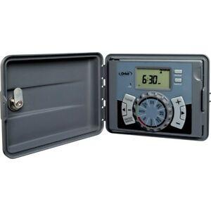 Orbit 6-Station Indoor/Outdoor Irrigation Timer 27896 Sprinkler Timer Control