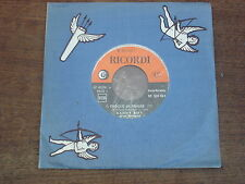 DANNY BOY ET SES PENITENTS Croque la pomme/ Lonely blue boy- JUKEBOX 45t/7""