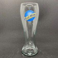 Blue Moon Wheat Beer Glass