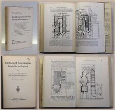 Dolezal Großkessel-Feuerung Theorie Bau und Regelung 1961 Energietechnik xy