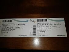 Florence And The Machine Concert Tickets X2 Birmingham Genting Arena Friday 16th