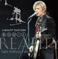 DAVID BOWIE / SAINT ANTHONY FALLS 2CD MINNEAPOLIS MN April 11, 2004 IEM
