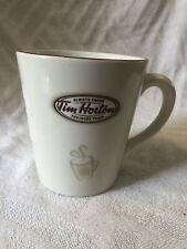 Tim Hortons 2007 Limited Edition Coffee Mug Always Fresh #007 Tea Cup Ceramic