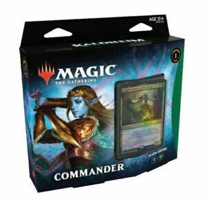 Magic the Gathering MTG Kaldheim Commander Deck - Elven Empire