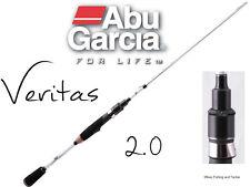 Abu Garcia Veritas 2.0 Spinning Rod 7' 6-10kg 2pc Fishing (Australian Warranty)