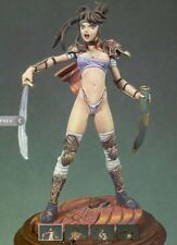 Andrea Miniatures 80mm Manga girl G-028 Unpainted metal kit