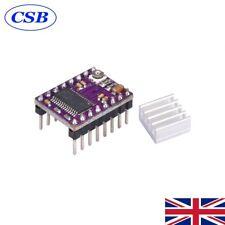 StepStick DRV8825 3D Printer Stepper Motor Driver and heatsink