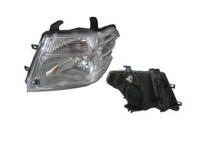 Headlights Pair For Nissan Pathfinder R51 2010-2013