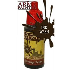 Army Painter BNIB Warpaint - QS Strong Tone Ink