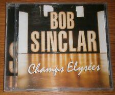 Bob Sinclar - Champs Elysees (2001) CD ALBUM - DEFECTED RECORDS