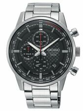 SEIKO SSB313P1 Analogue Quartz Cal 8T67 1/5 Chronograph Mens Watch New No Tag