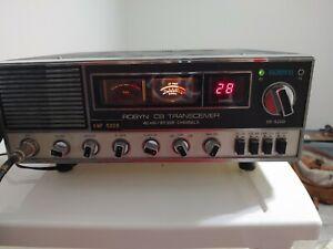 ROBYN SB-520D CB Citizens Band Transceiver Base Station 40 AM 80 SSB WORKS